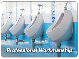 Professional Workmanship