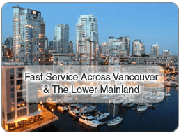 Serving Vancouver